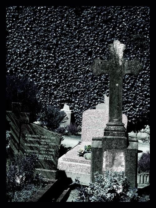 cimetière du Mont St Michel
